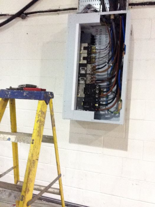 Commercial Electrical Installations
