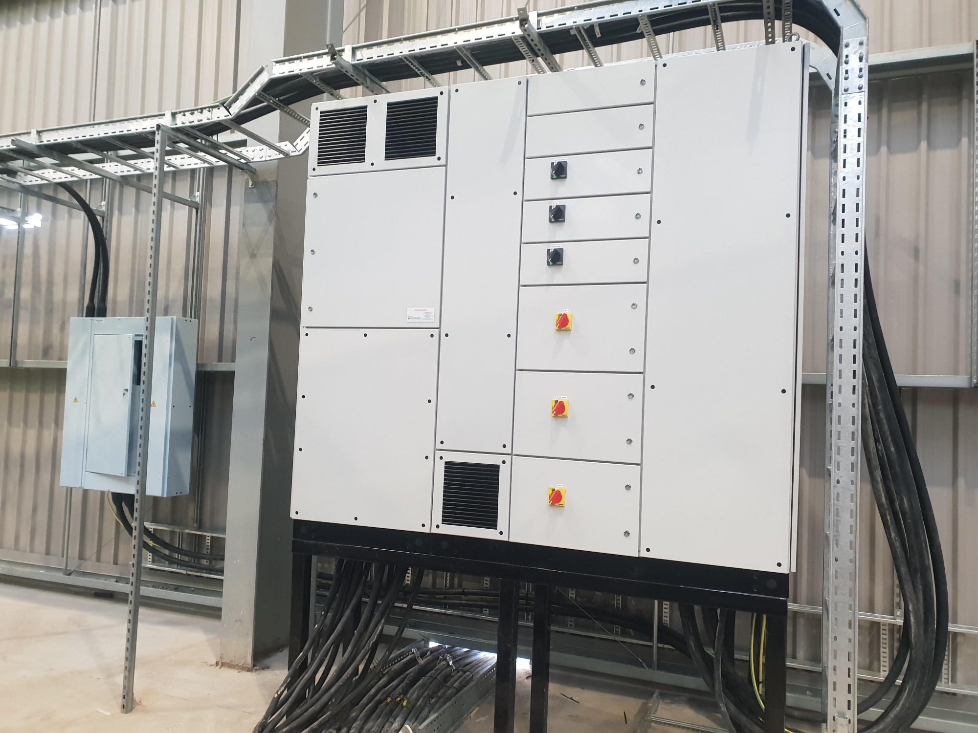 Industrial Electrical Installations