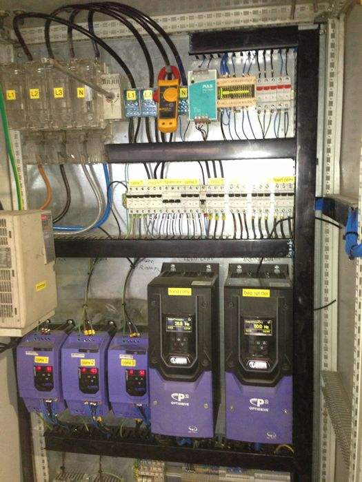 Panels Electrical Installations